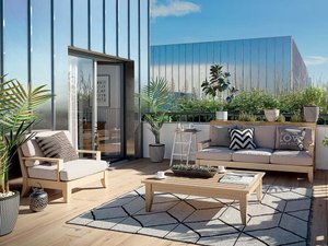 Le Patio - immobilier neuf Bondy