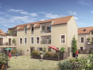 Villas Marie - immobilier neuf Massy