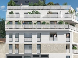 Convergence - immobilier neuf Alfortville