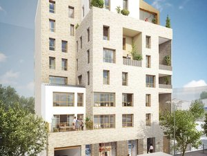 Carré Jaurès - immobilier neuf Champigny-sur-marne