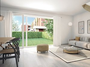 Le Clos Marguerite - immobilier neuf Seclin