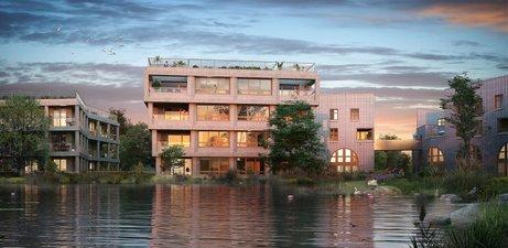 L'orée Du Lac - immobilier neuf Le Vésinet