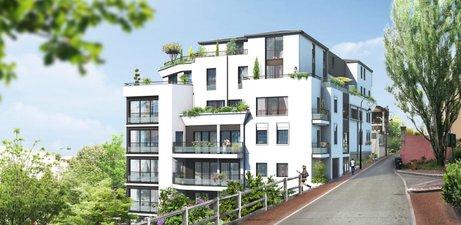 Les Terrasses Du Valais - immobilier neuf Saint-maurice