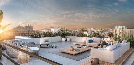 Cityzen - immobilier neuf Montrouge