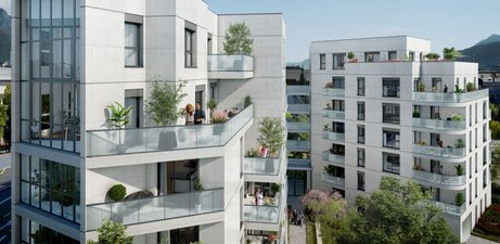 Icone - immobilier neuf Annecy