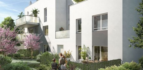 Idylle En Ville - immobilier neuf Villeurbanne