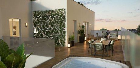 L'égérie - immobilier neuf Lyon