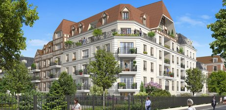 Jardins Des Orfèvres - immobilier neuf Le Blanc-mesnil