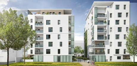 Ecrin Ii Lumiere - immobilier neuf Lyon