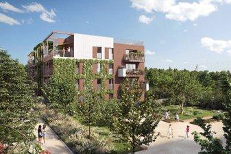 Jardin Des Sens - immobilier neuf Vaucresson