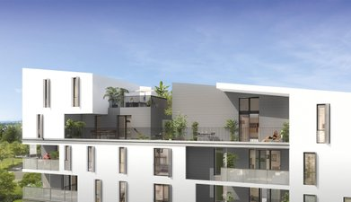 Toulouse Aerospace - Skyview - immobilier neuf Toulouse