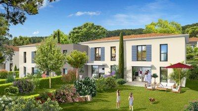 Domaine De Faveyrolles - immobilier neuf Ollioules