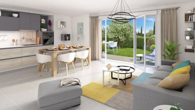 Le Clos Des Oliviers - immobilier neuf Ollioules