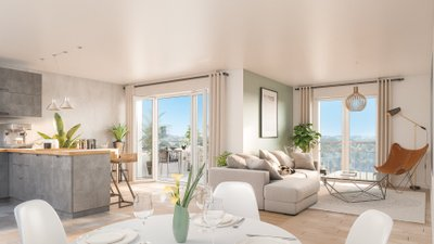 Résonance - immobilier neuf Suresnes