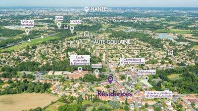 Les Jardins Du Cygne - immobilier neuf Haute-goulaine