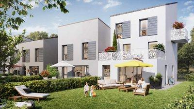 Les Alisiers - immobilier neuf Moissy-cramayel