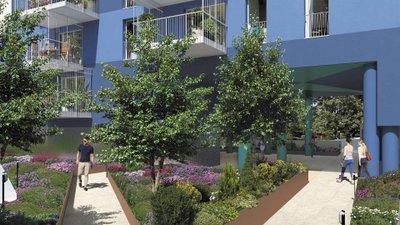 8e Art – Garden Art - immobilier neuf Marseille