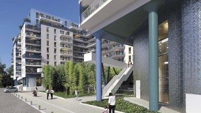 8ème Art – Garden Art - immobilier neuf Marseille