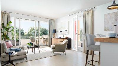 Garden Harmony - immobilier neuf Fréjus
