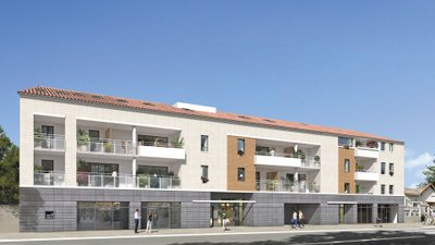 Esprit Calanques - immobilier neuf Marseille