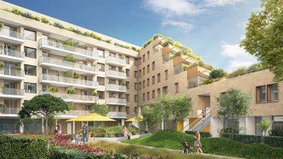 Le Belvedere - Bordoscena - immobilier neuf Bordeaux
