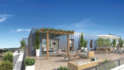Les Terrasses D'organdi - immobilier neuf Roncq