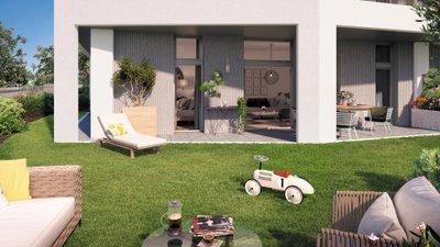 Opaline - immobilier neuf La Courneuve