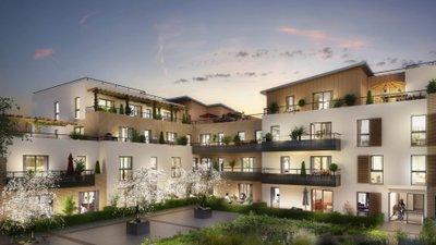 Les Terrasses D'attilly - immobilier neuf Villecresnes
