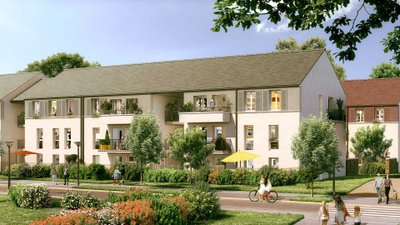 Central Nature - immobilier neuf Melun