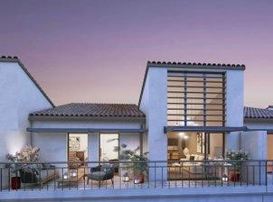 Ecrin Des Arts - immobilier neuf Nîmes