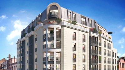 éminence - immobilier neuf Neuilly-plaisance