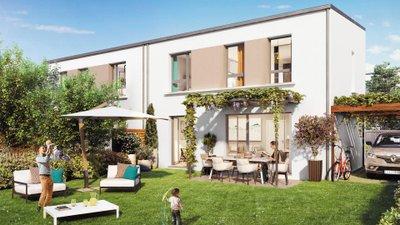 Les Trèfles Blancs - immobilier neuf Brétigny-sur-orge