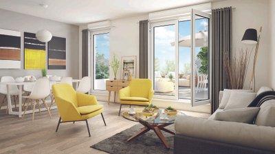 Villa Beau Site - immobilier neuf Le Blanc-mesnil