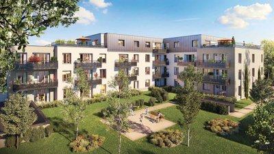 Le Jardin Des Nuances - immobilier neuf Wattignies