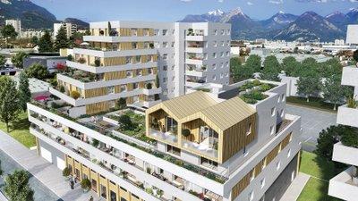 Impulsion - immobilier neuf Le Pont-de-claix