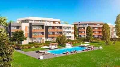 Esterel Grand Parc - immobilier neuf Fréjus