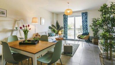 écrin Vert - immobilier neuf Le Plan-de-la-tour