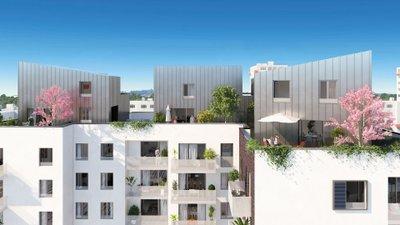 Panorama - immobilier neuf La Courneuve