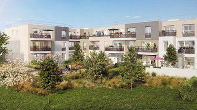 Nuances - immobilier neuf Limay