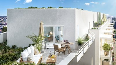 Le Central - immobilier neuf Champigny-sur-marne