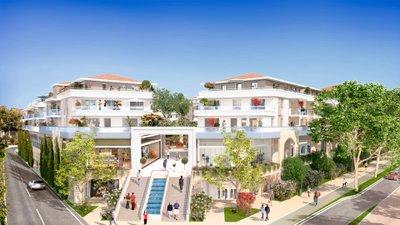 Cours Des Arts - immobilier neuf Mougins