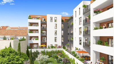 Privilège 5ème - immobilier neuf Marseille