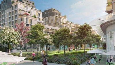 Issy Cœur De Ville - immobilier neuf Issy-les-moulineaux