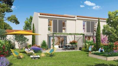 Closerie Des Tonnelles - immobilier neuf Le Puy-sainte-réparade