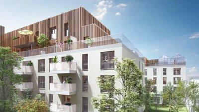 Promenade Manet - immobilier neuf Asnières-sur-seine