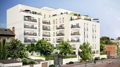 Carré Blanc - immobilier neuf Juvisy-sur-orge