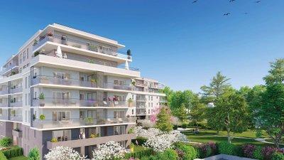 Le Clos De L'arche - immobilier neuf Annemasse