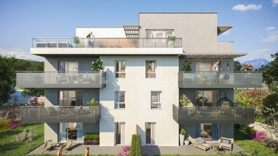 Les Idéales - immobilier neuf Varces-allières-et-risset