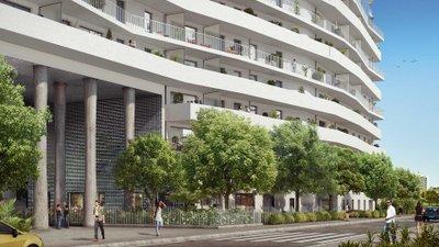 8e Vague Amarrage - immobilier neuf Marseille