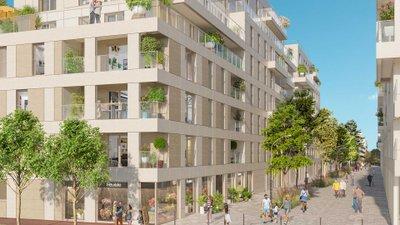 Atrium City - immobilier neuf Clichy